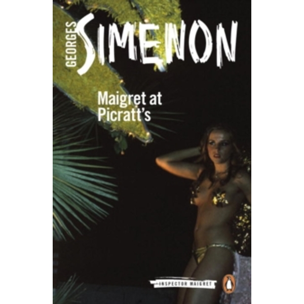 Maigret at Picratt's: Inspector Maigret #36 by Georges Simenon (Paperback, 2016)