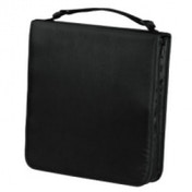 Hama CD Wallet Nylon 160 Black - 00033834