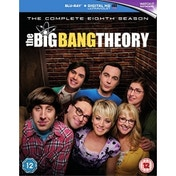 The Big Bang Theory - Season 8 Blu-ray