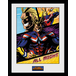My Hero Academia All Might Panels Framed Collector Print - Image 2