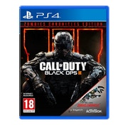 Call Of Duty Black Ops 3 III Zombie Chronicles HD PS4