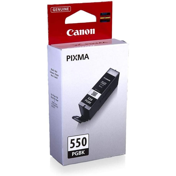 Canon 6496B001 (550 PGBK) Ink cartridge black, 300 pages, 15ml