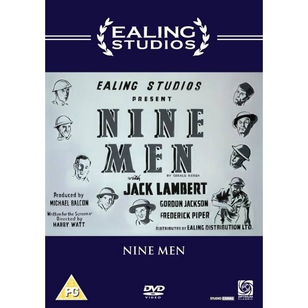 Nine Men DVD