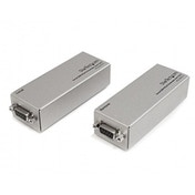 Serial DB9 RS232 Extender over Cat 5 - Up to 3300 ft (1000 meters)
