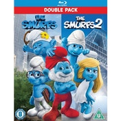 The Smurfs 1 & 2 Blu-ray & UV Copy