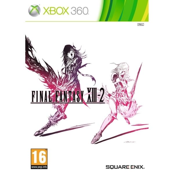 Final Fantasy XIII-2 13-2 Game Xbox 360
