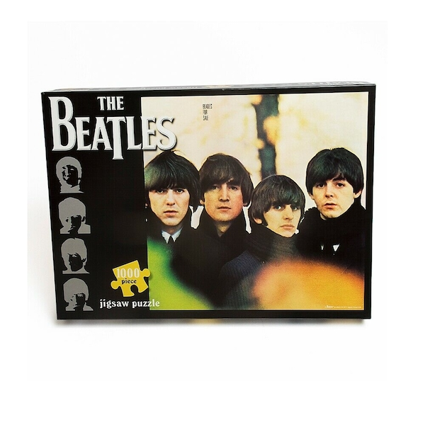 "Beatles ""For Sale"" Jigsaw Puzzle - 1000 Pieces"