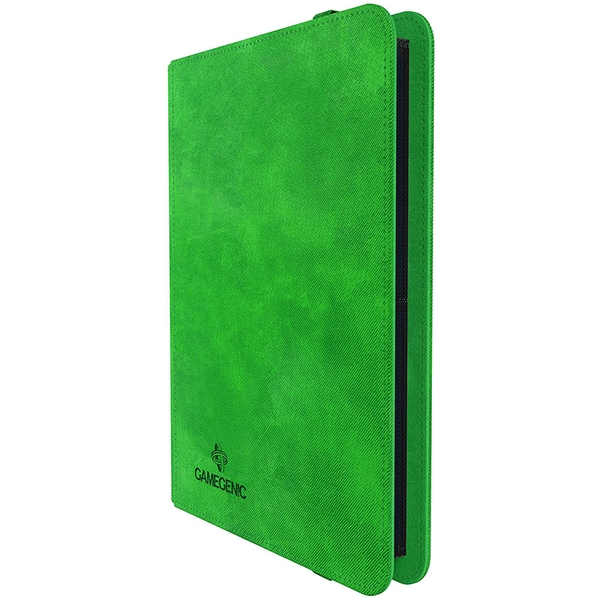 Gamegenic Prime Album 8-Pocket Green