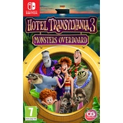 Hotel Transylvania 3 Monsters Overboard Nintendo Switch Game