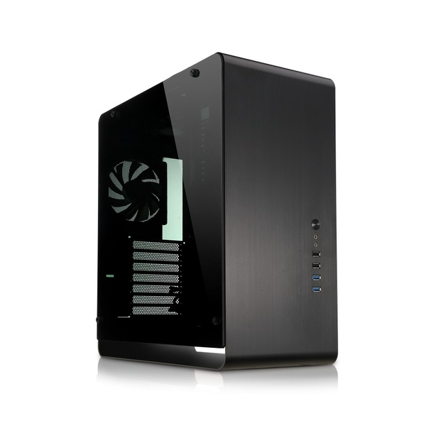 Jonsbo UMX4 Black/Window Midi Tower Case