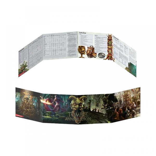 Dungeons & Dragons Tomb of Annihilation: Dungeon Master's Screen