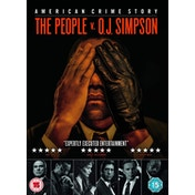American Crime Story: The People Vs O.J. Simpson DVD