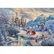Beauty And The Beast Winter Jigsaw (1000 piece) - Image 2