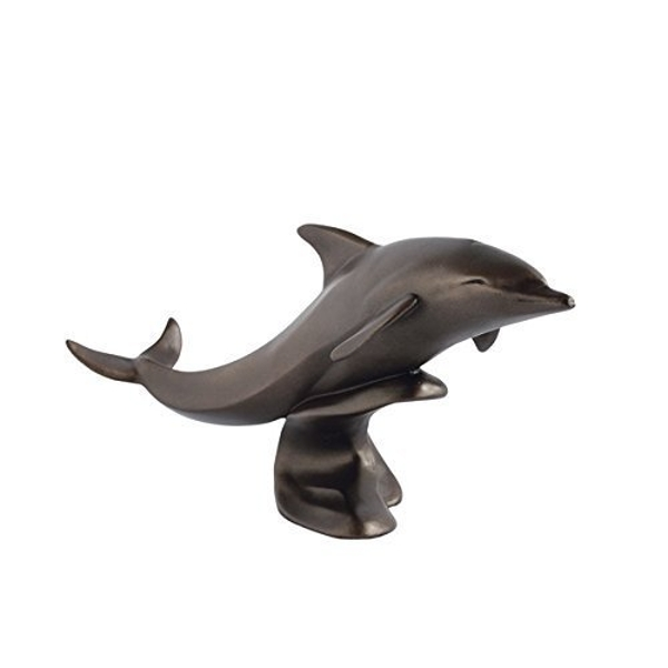 Gallery Collection 8227 Dolphin Cold Cast Bronzed Figurine