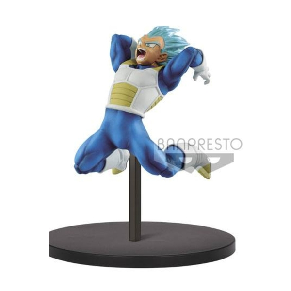 SSGSS Vegeta (Dragon Ball Super Chosenshiretsuden) 12cm PVC Statue