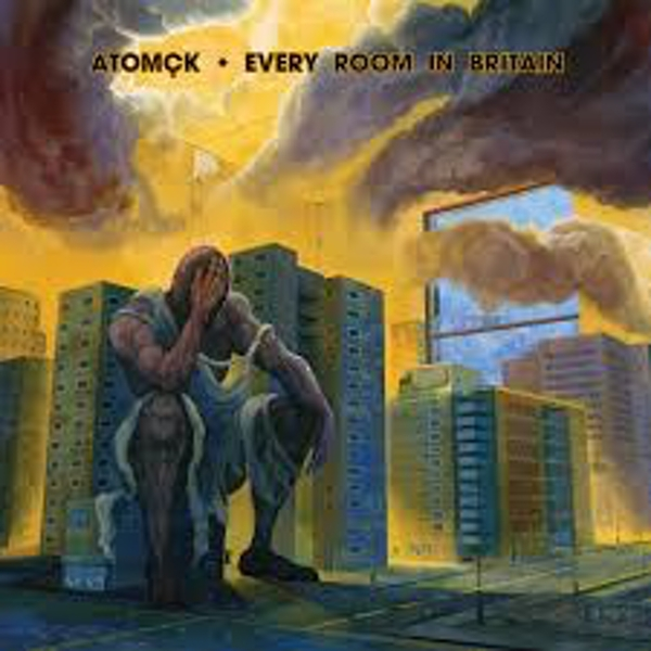 Atomçk ‎– Every Room In Britain Vinyl