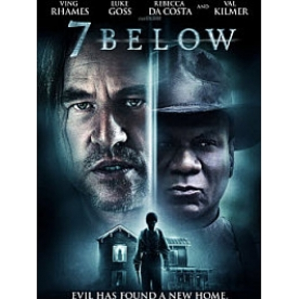 7 Below DVD