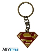 DC Comics - Superman Logo Metal Keyring