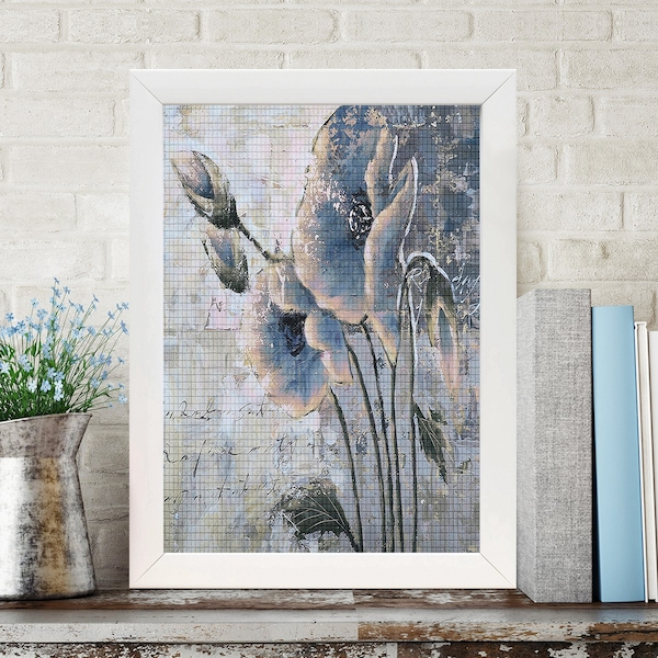 BC1061853662 Multicolor Decorative Framed MDF Painting