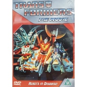Transformers The Movie DVD