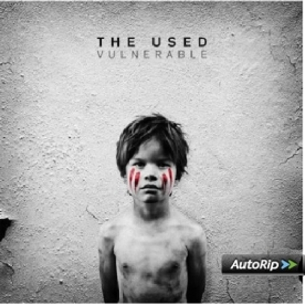 The Used- Vulnerable CD