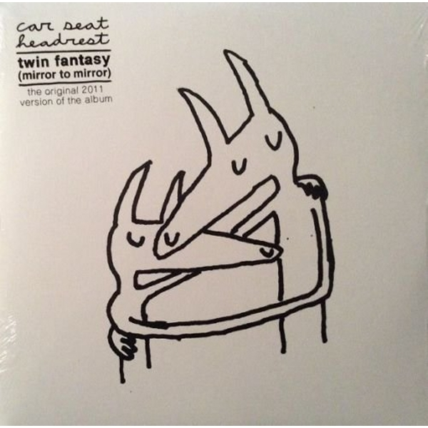 Car Seat Headrest - Twin Fantasy (Mirror To Mirror) Vinyl