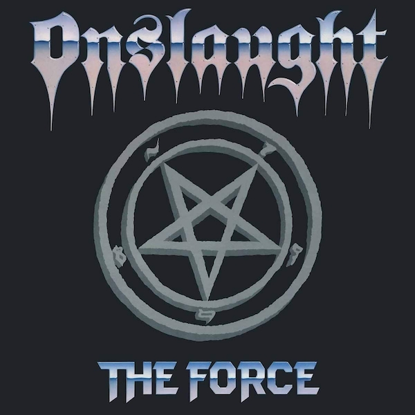 Onslaught - The Force Vinyl
