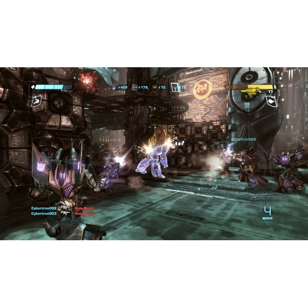 Transformers War for Cybertron Game Xbox 360 - Image 5