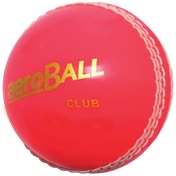Aero Club Cricket Balls Blister Packed Pink - Adult