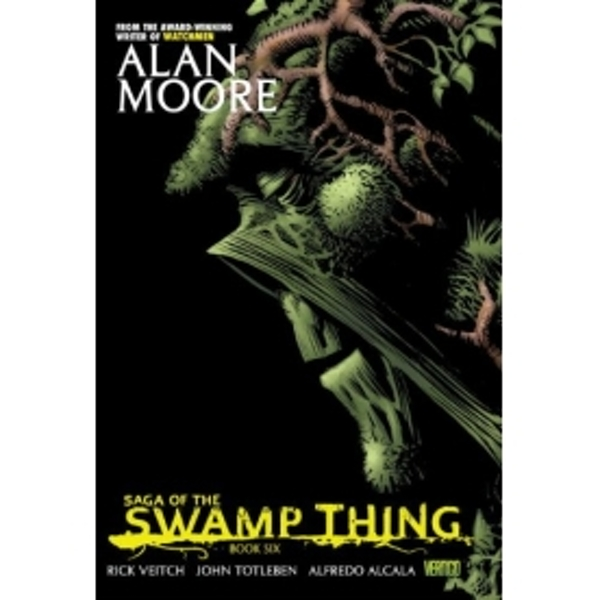 Saga of the Swamp TP Thing Book 6 by Alan Moore (Paperback, 2014)