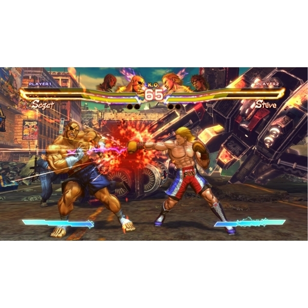 Street Fighter X Tekken Game PC - Image 2