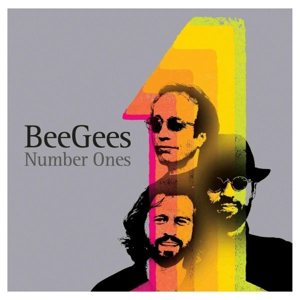 Bee Gees Number One's CD