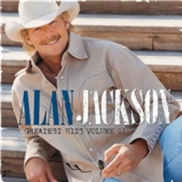 Alan Jackson Greatest Hits Vol.2 CD