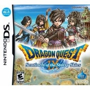 Dragon Quest IX 9 Sentinels of the Starry Skies Game DS (#)