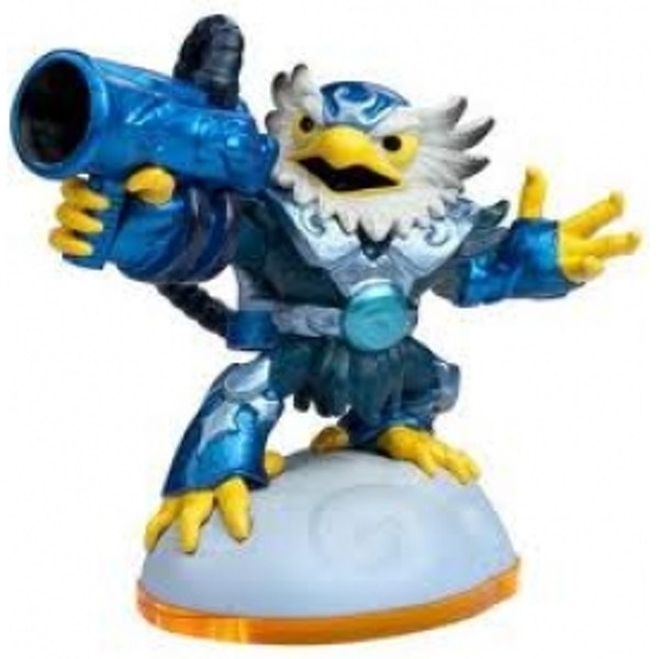 Lightcore Jet-Vac (Skylanders Giants) Air Character Figure - Image 1
