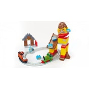 Mega Bloks Thomas and Friends Percy's Brave Tale