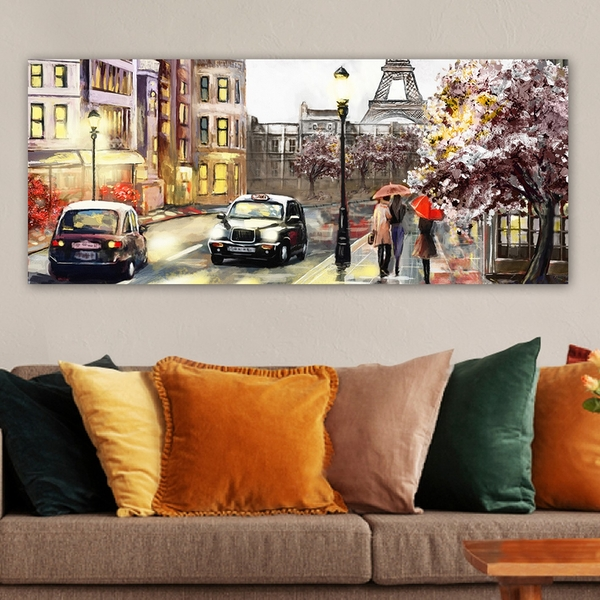 YTY103709663054_50120 Multicolor Decorative Canvas Painting