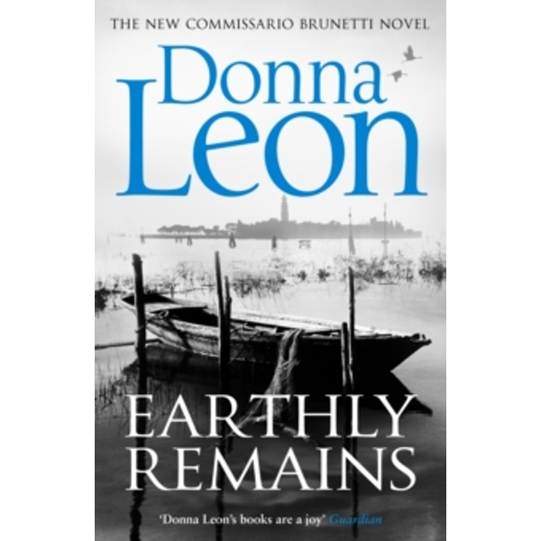 Earthly Remains (Brunetti) Paperback