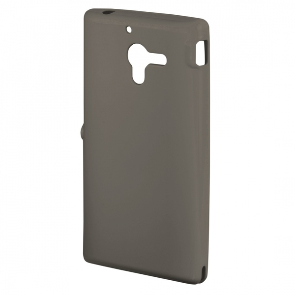 Hama Crystal Mobile Phone Cover for Sony Xperia ZL (Grey)