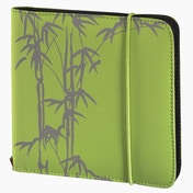Up to Fashion CD/DVD/Blu-ray Wallet 24 (Green)