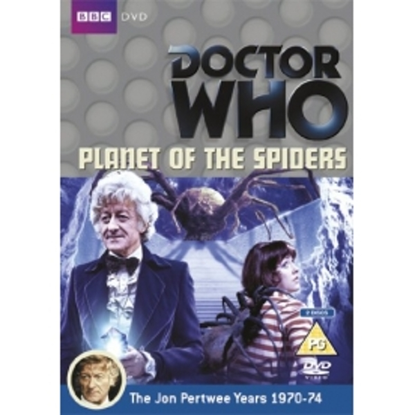 Doctor Who Planet of the Spiders DVD