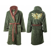 Official Legend of Zelda Luxury Bath Robe (One Size)
