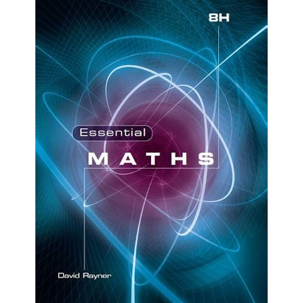 Essential Maths 8H: v. 8H by David Rayner (Paperback, 2009)