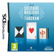 3 in 1 Solitaire Mahjong and Tangram DS