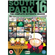 South Park Season 16 DVD
