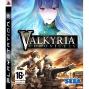 Valkyria Chronicles Game PS3