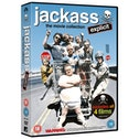 Jackass The Movie Collection 1-3 DVD