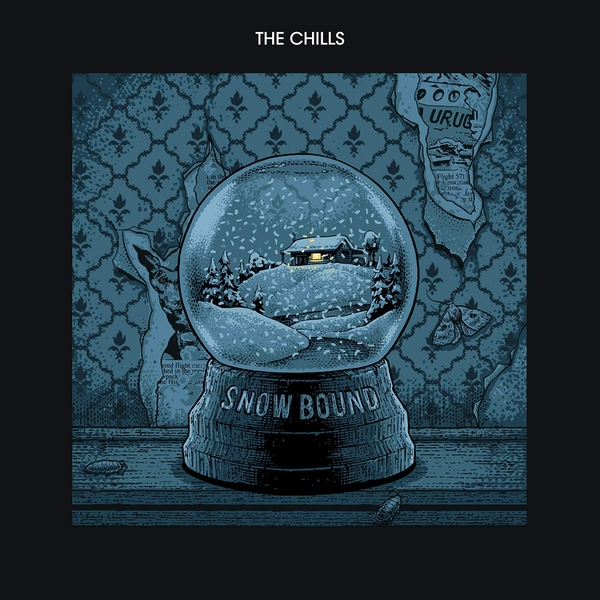 The Chills ‎– Snow Bound Limited Edition Snow Splatter Vinyl