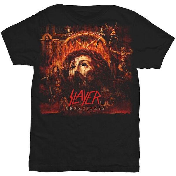 Slayer - Repentless Unisex X-Large T-Shirt - Black