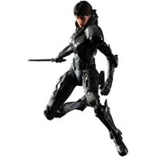 DC Man of Steel Faora-Ul Play Arts Kai Action Figure